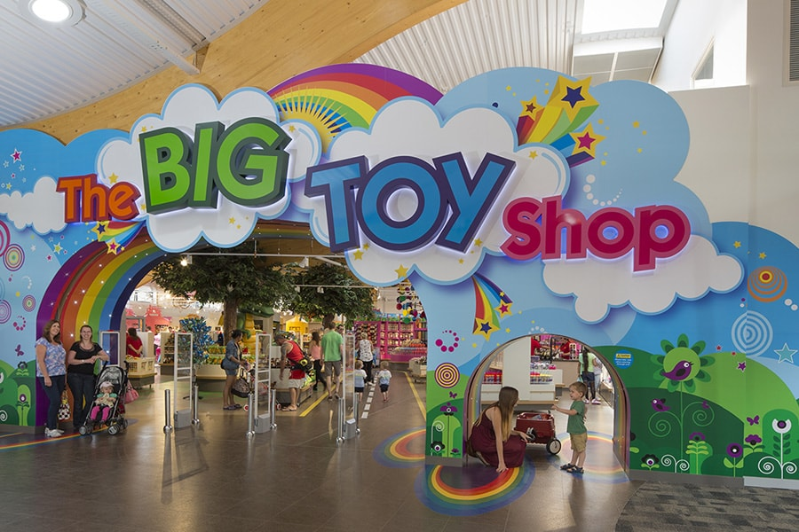 The Big Toy Shop